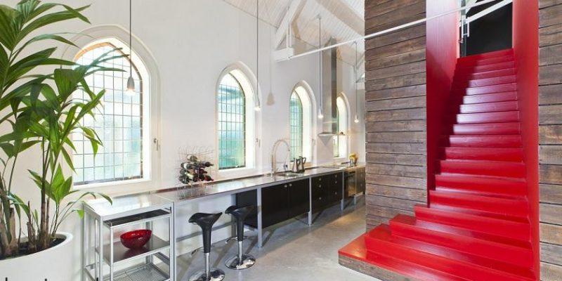 بازسازی سوئیت در کشور هلند/ معماران Leijh Kappelhoff Seckel