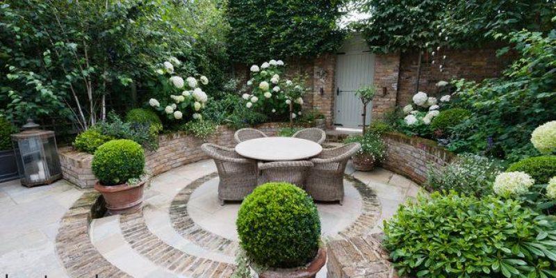 ۸ روش برای طراحی محوطه با کاشت گیاهان بیشتر در فضاهای کوچک