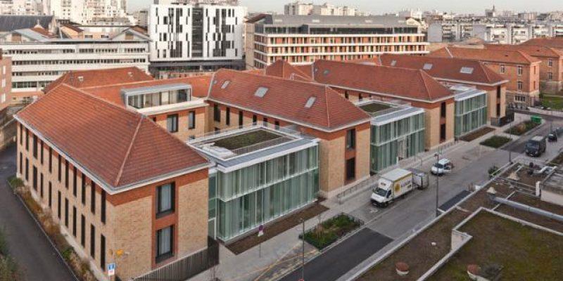 طراحی مجتمع بیمارستانی بروسه