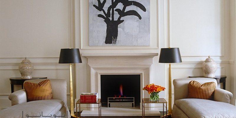 تقارن در دکوراسیون داخلی : ۱۰ شیوه ای که تقارن میتواند طراحی اتاق شما را به تعادل برساند