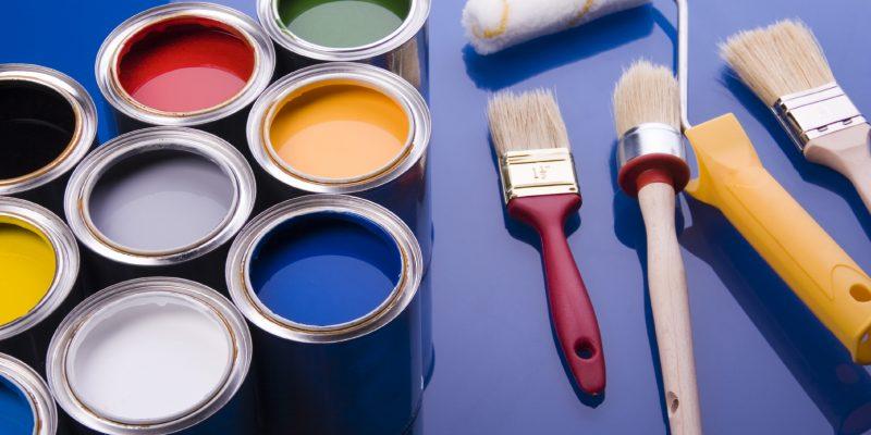 رنگ آمیزی مخصوص هر فضا در منزل