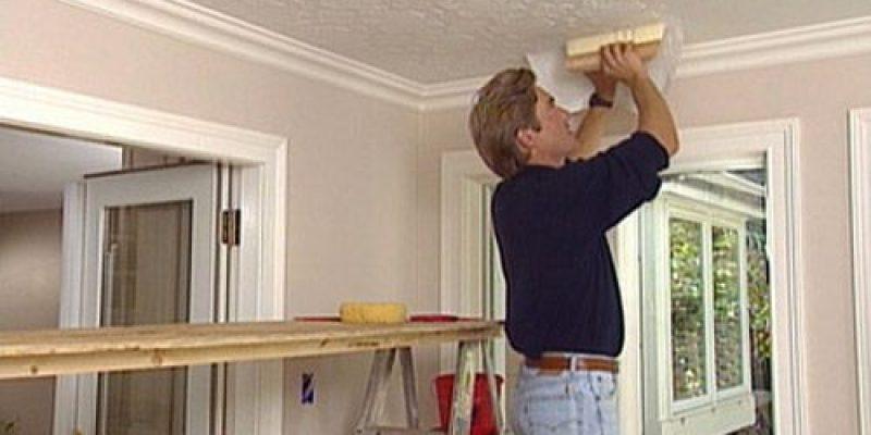 کاغذ دیواری سقفی ، یک میانبر سریع و آسان در طراحی سقف !