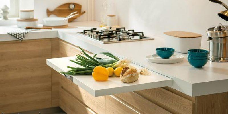 ۱۲ اقدام طراحی هوشمندانه برای بزرگ نشان دادن آشپزخانه کوچک