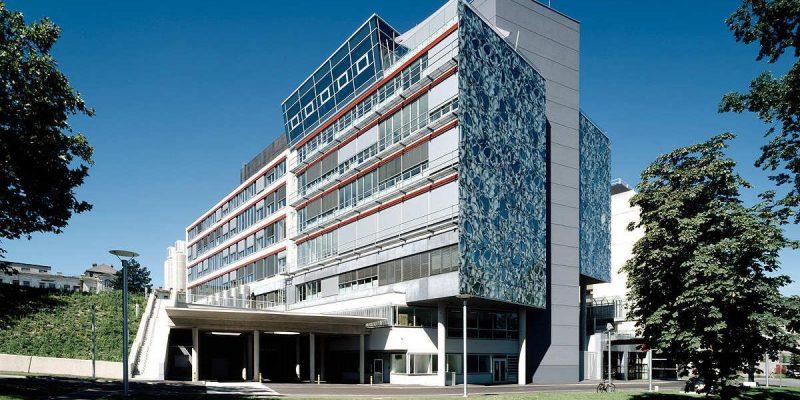 طراحی مرکز تحقیقات پزشکی مولکولی / شرکت معماری کوپر (KOPPER ARCHITEKTUR)