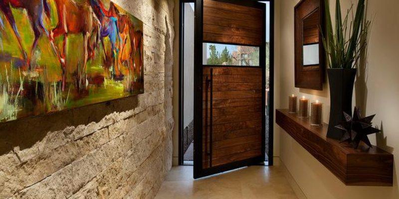۱۲ ایده برای جلوه عالی طراحی ورودی خانه!