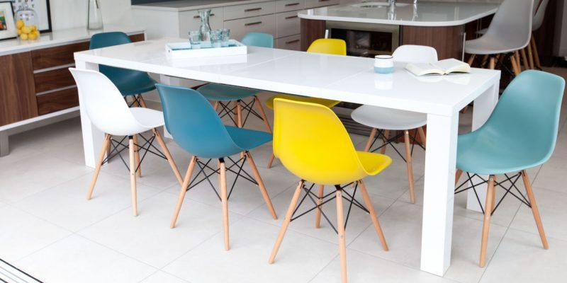 توصیههایی در مورد نحوه اضافه کردن رنگ های جدید در دکوراسیون منزل