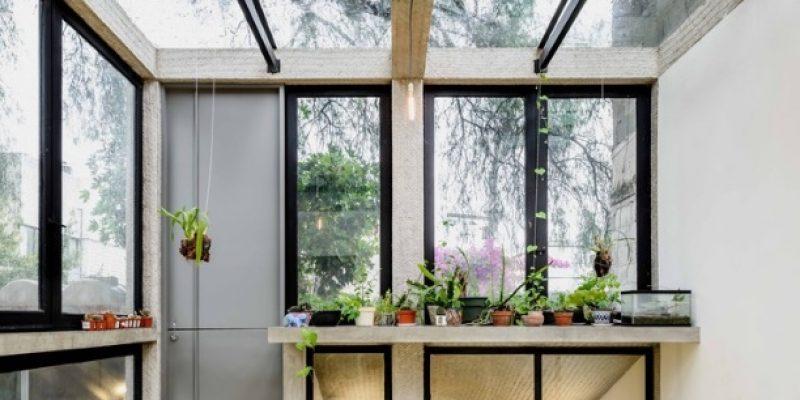طراحی داخلی خانه S E L / گروه معماری CampoTaller