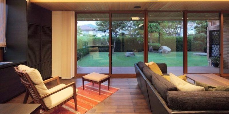 ترکیب عناصر غربی و شرقی در خانه های مدرن ژاپنی