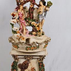 مجسمه زینتی آلیس با پایه مدل وصال