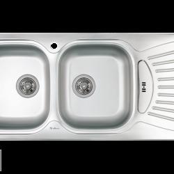 سینک ظرفشویی توکار داتیس کد: D-B 127