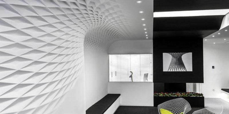 پروژه معماری  دفتر سینمایی دیار