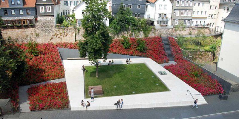 باغ یادبود / معماران منظر Scape Landschaftsarchitekten