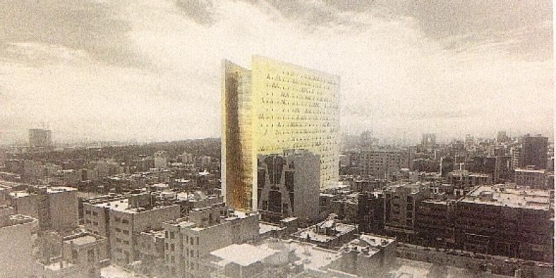 ساختمان مرکزی بانک پاسارگاد،طراحی و معماری