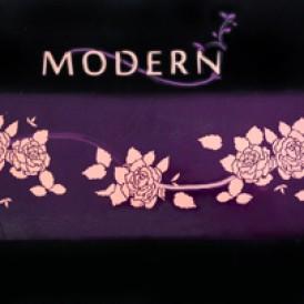 کاغذ دیواری مدرن modern