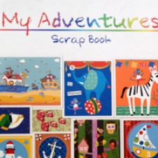 کاغذ دیواری مای ادونچرز my adventures