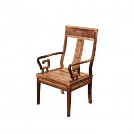 صندلی غذا خوری چوبی نرسی مدل p4 G