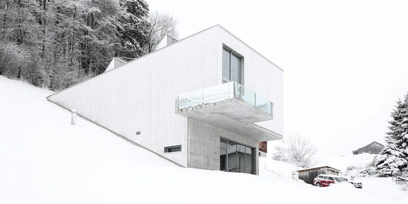 طراحی آتلیه Albert Oehlen / معماران Abalos + Sentkiewicz