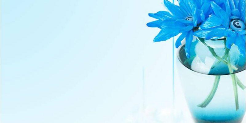 کاربرد رنگ آبی در دکوراسیون خانه