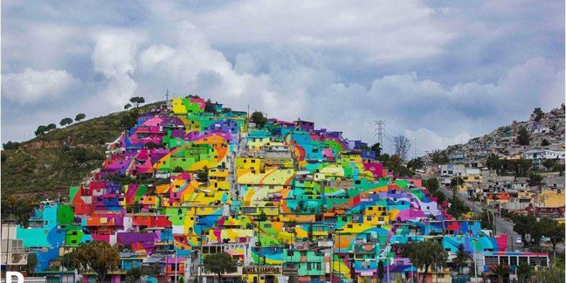 هنر خیابانی در مکزیک