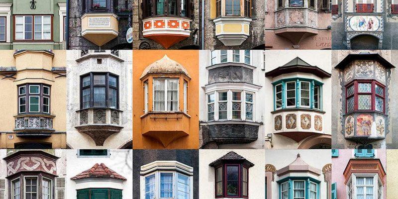 تصاویری از صدها درب و پنجره در سراسر جهان توسط عکاس آندره ویسنته