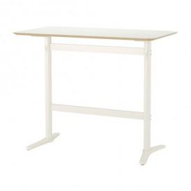 میز بار سفید ایکیا مدل BILLSTA