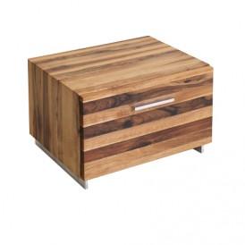 میز پاتختی چوبی مدل Box 4