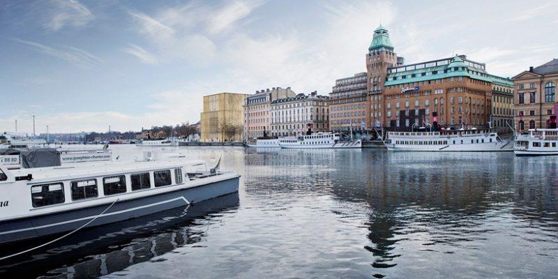 طرح جدید مرکز نوبل در استکهلم