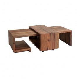 میز تک پذیرایی چوبی نرسی مدل DO 1