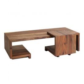 میز پذیرایی چوبی نرسی مدل DO 2