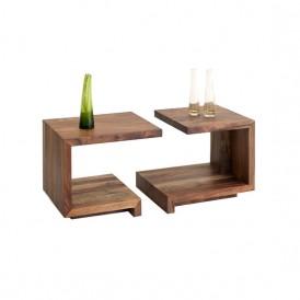 میز پذیرایی چوبی نرسی مدل DO 3