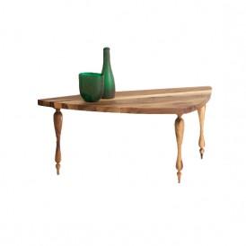 میز جلو مبلی چوبی نرسی مدل EDDY M