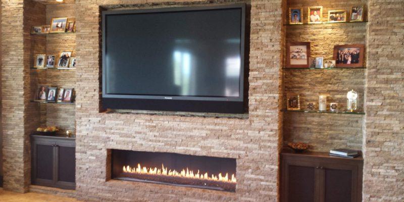 آیا نصب تلویزیون بالای شومینه مناسب است؟ (قسمت دوم)