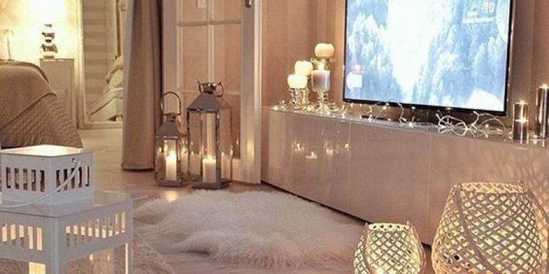 سبک رمانتیک در طراحی دکوراسیون منزل