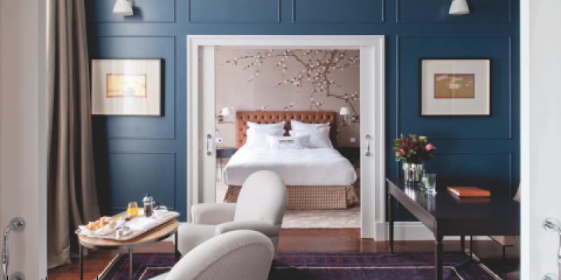 ۱۰ ایده دکوراسیون که میتوان از طراحی داخلی هتلهای لوکس الهام گرفت