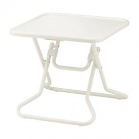 میز چای تاشو سفید ایکیا مدلIKEA PS 2017