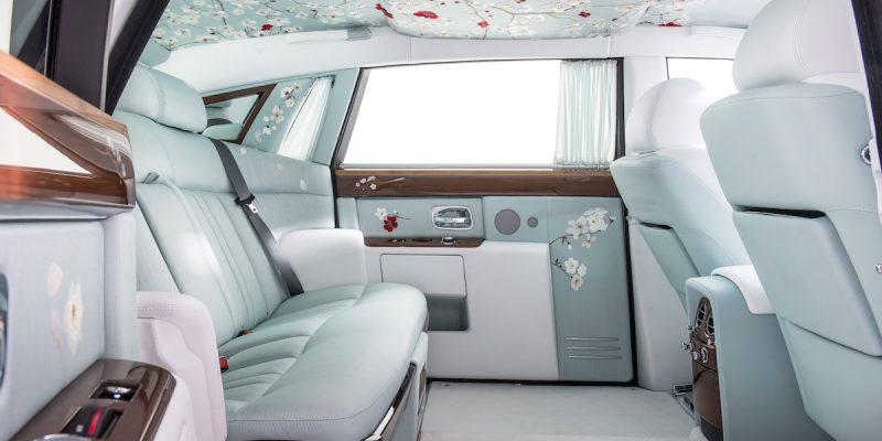 ۷ نمونه از لوکس ترین طراحی داخلی خودرو