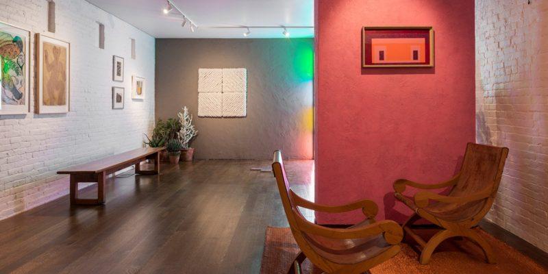 معماری ؛ نمایشگاه لوئیس باراگان در نیویورک