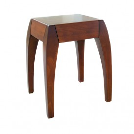 میز پاتختی چوبی مدل Magoo