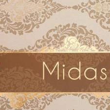 کاغذدیواری مایدس MIDAS
