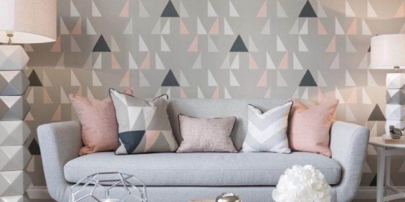 استفاده از رنگ هلویی در تزئین خانه، یک انتخاب مناسب