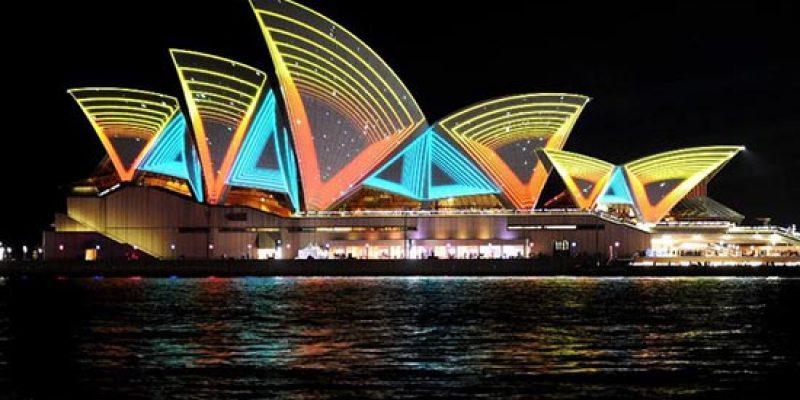 ساختمان اپرای سیدنی