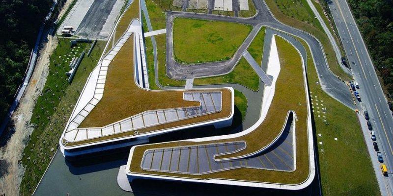 طراحی ساختمان مدیریت گردشگری در تایوان / شرکت معماری Norihiko Dan and Associates