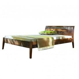تخت خواب دونفره چوبی مدلVizzini nova