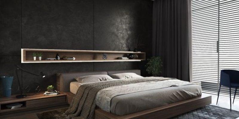 ایدههای طراحی دکوراسیون اتاق خواب مستر ایده آل
