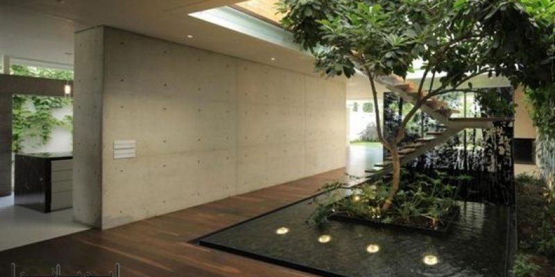طراحی پاسیو و آتریوم ، بهشت کوچک دکوراسیون خانه شما