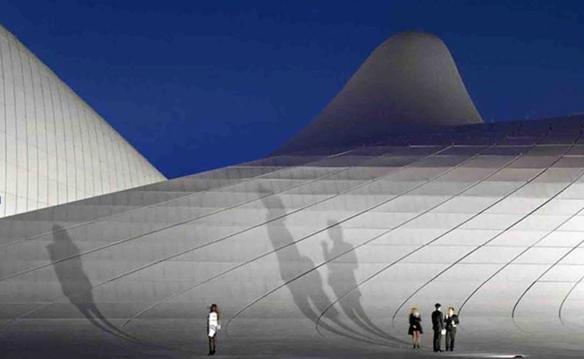 برندگان مسابقه عکاسی معماری