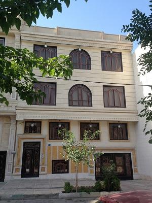 پروژه ساختمانی شهرک گلستان