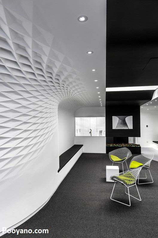 معماری دفتر سینمایی دیار
