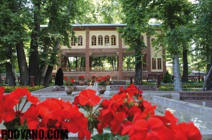 سایت پویانو-بوستان باغ ایرانی