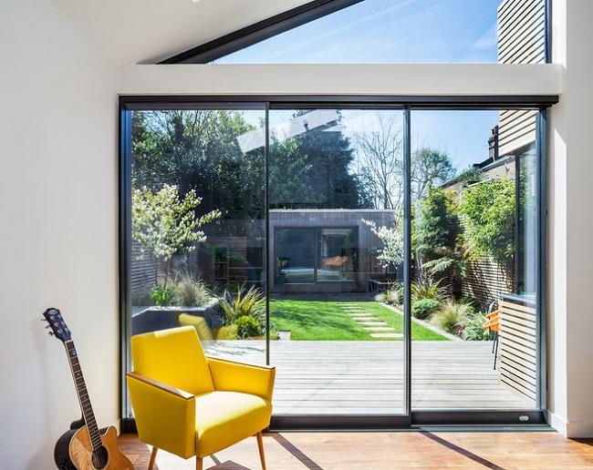 سایت پویانو-رنگ زرد در دکوراسیون داخلی منزلتان